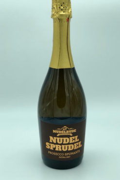 nudelbude nudelsprudel prosecco extra dry doc