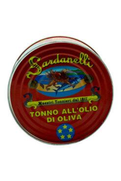 Sardanelli Gelbflossen Thunfisch in Olivenöl