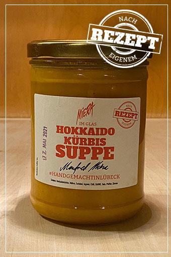 Hokkaidokürbis Suppe