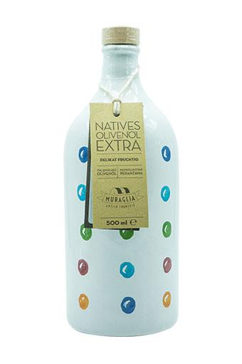 muraglia olivenöl nativ extra im tonkrug