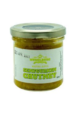 Senfgurken Chutney