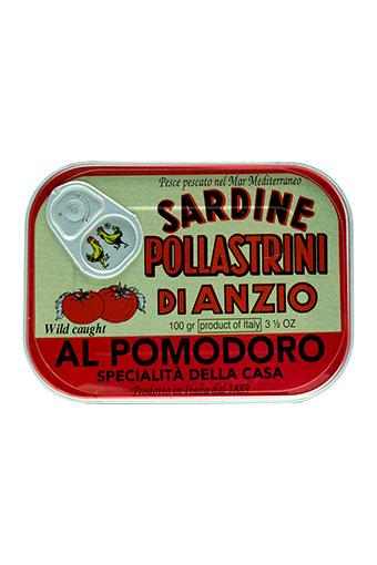Pollastrini Sardinen in Tomatensauce