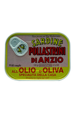 Pollastrini Sardinen in Olivenöl