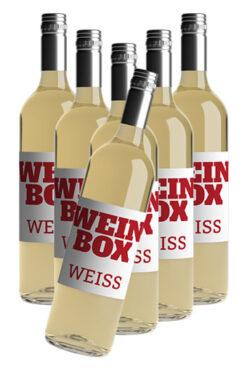 Weinbox Weisswein