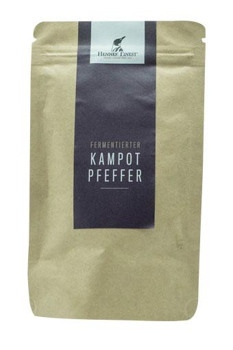 Kampot Pfeffer fermentiert
